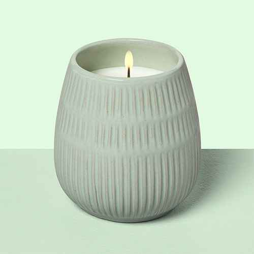 Ceramic Candle Sea Salt & Lavender - Hearth & Hand™ with Magnolia