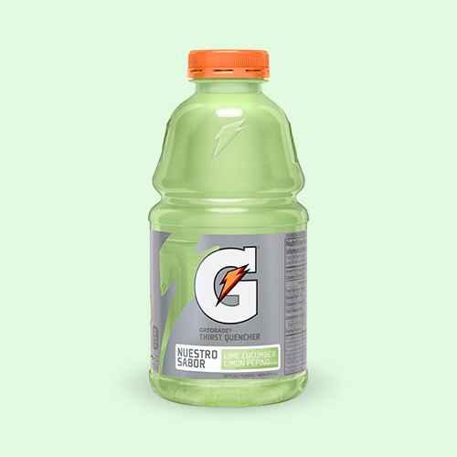 Gatorade Lime Cucumber Sports Drink - 32 fl oz Bottle