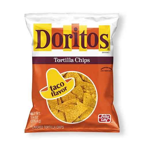 Doritos Taco Chips - 9.75oz