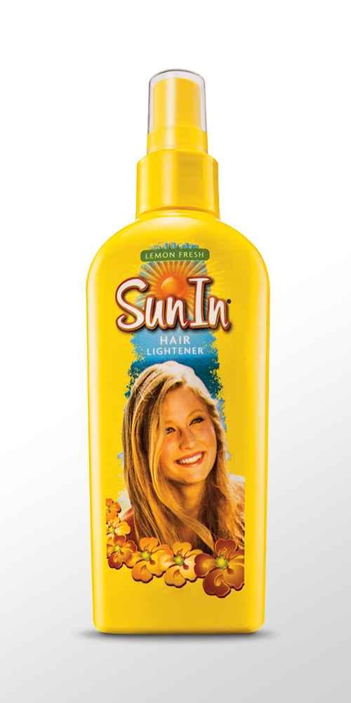 Sun In Lemon Fresh Hair Lightener - 4.7 fl oz