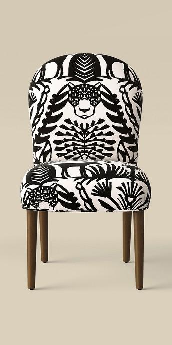 Caracara Rounded Back Dining Chair - Opalhouse™