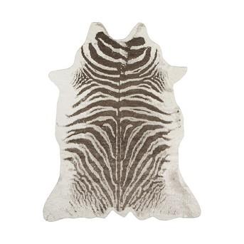 Acadia Zebra Acrylic And Area Rug - Erin Gates by Momeni