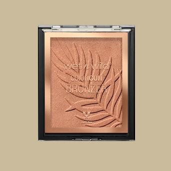 Wet n Wild Color Icon Bronzer Sienna Brown 0.44oz