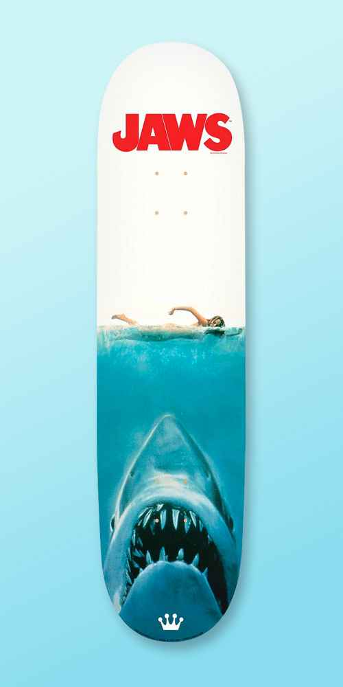 Funko JAWS Skateboard Deck