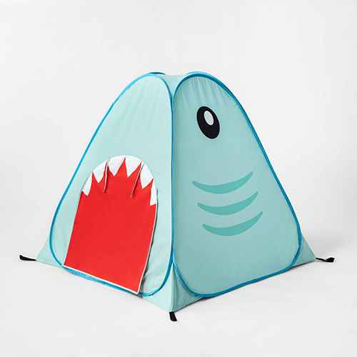 Novelty Shark Tent - Sun Squad™