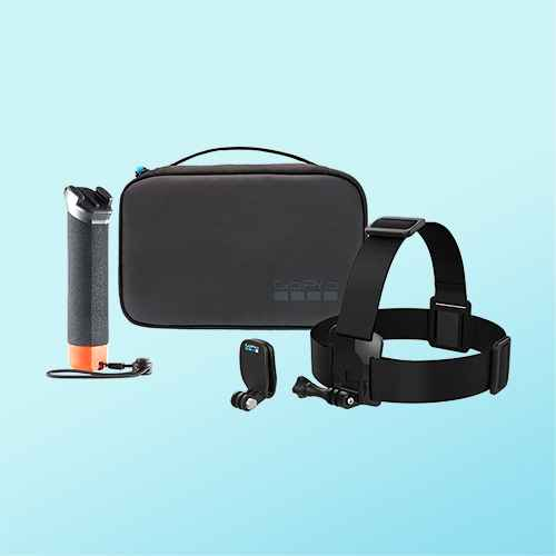 GoPro Adventure Camera Accessory Kit (AKTES-001)