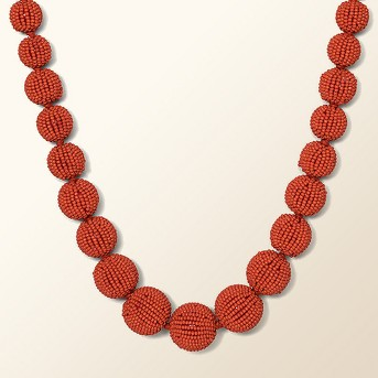 Seedbead Ball Necklace - A New Day™