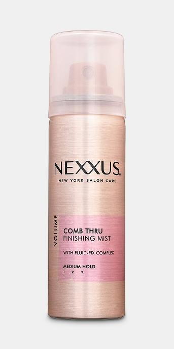 Nexxus Comb Thru Medium Hold Finishing Mist Hairspray