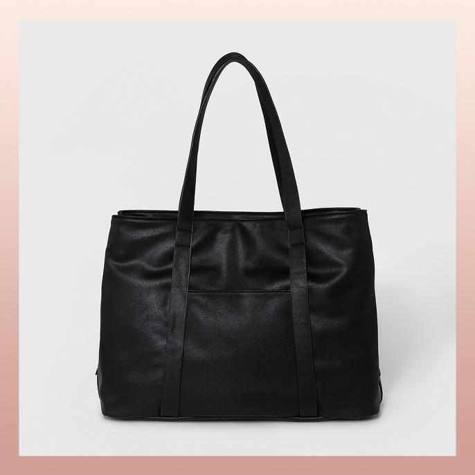 Triple Compartment Tote Handbag - Universal Thread™