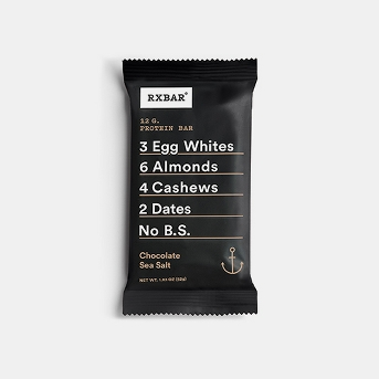 RXBAR Chocolate Sea Salt Protein Bar - 1.83oz