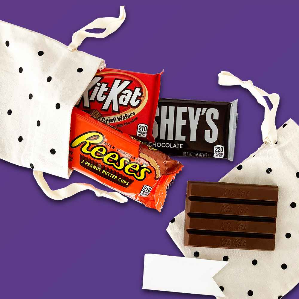 Hershey's Candy Bars Variety Pack - 18ct, Mars Variety Full Size Chocolate Candy Bars Variety Pack - 33.31oz/18ct, Kit Kat Full Size Candy Bars - 9oz/6ct, Snickers Full Size Chocolate Candy Bars - 1.86oz/6ct, Reese's Take 5 Full Size Multipack - 9oz/6ct