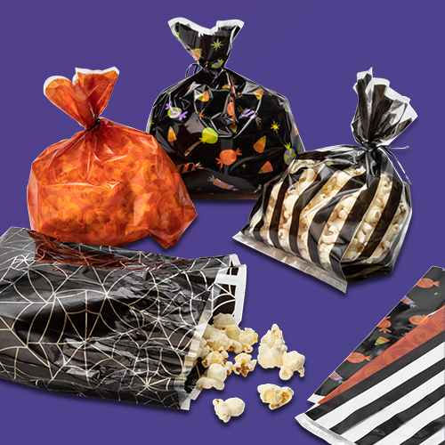 12ct Candy Treat Bag Halloween Party Favors - Hyde & EEK! Boutique™