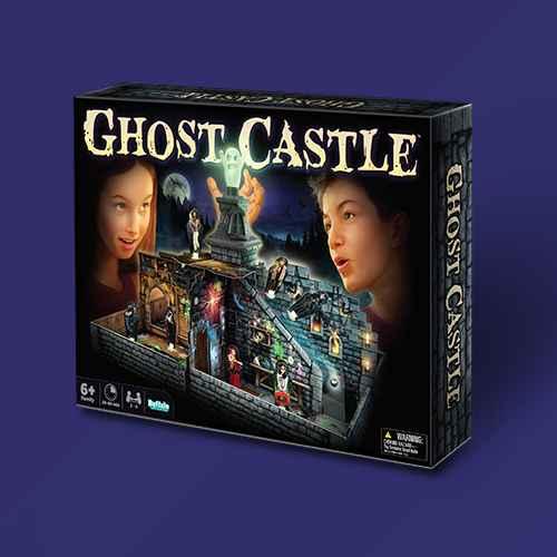 Ghost Castle Kids' Board Game