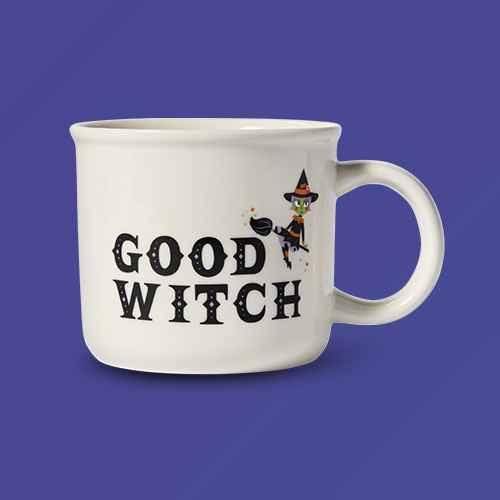 15oz Stoneware Good Witch Halloween Mug - Hyde & EEK! Boutique™