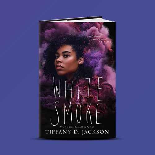 White Smoke - by  Tiffany D Jackson (Hardcover)