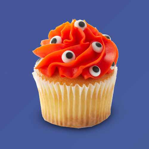 Candy Eyeball - Hyde & EEK! Boutique™, Orange and Black Jimmies - 3oz - Hyde & EEK! Boutique™, Colored Skull Sprinkle Tub - 5.2oz - Hyde & EEK! Boutique™, Orange Cupcake Icing - 8oz - Hyde & EEK! Boutique™