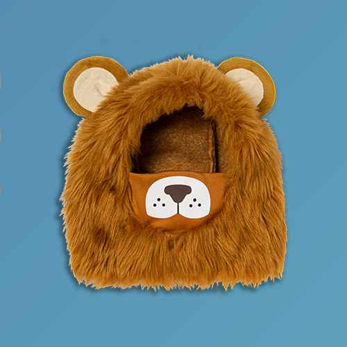Adult Lion Kit with Mask Halloween Costume Wearable Accessory One Size - Hyde & EEK! Boutique™