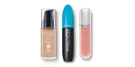 BOGO 25% off Revlon cosmetics items. Valid 9/24-9/30