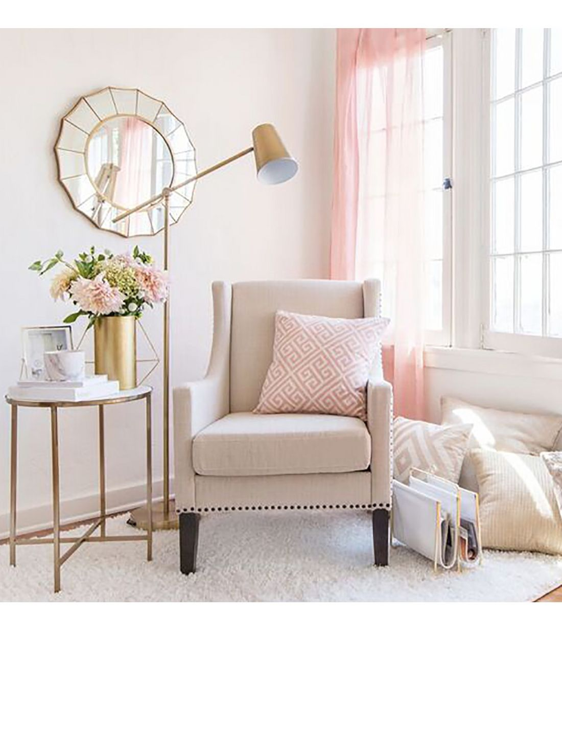 all bedroom glam rustic decor about