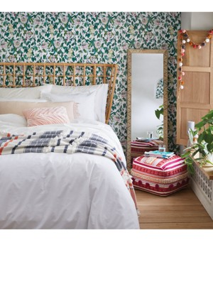 Charmant Bohemian Bedroom. Shop The Look