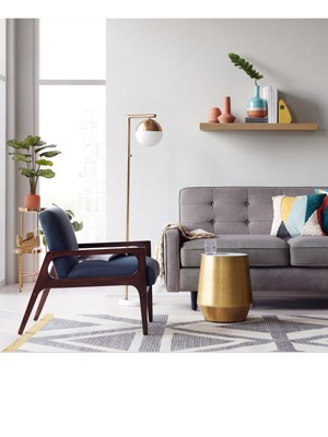 Mid Century Modern Living Room. Shop The Look
