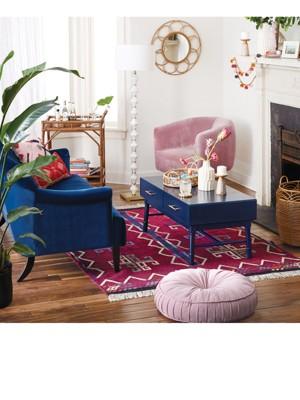 Bohemian Living Room. Shop The Look