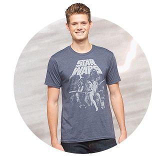 11abe026c38dd8 Star Wars Clothing   Accessories   Target
