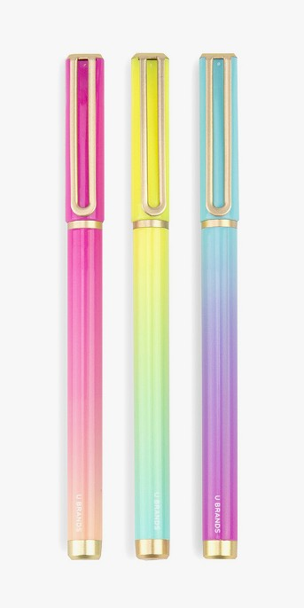3ct Porous Tip Ombre Pens - UBrands