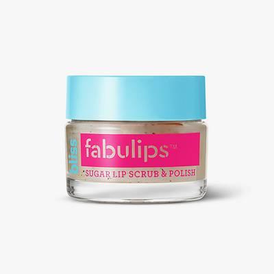 Bliss Fabulips Sugar Lip Scrub - .5oz