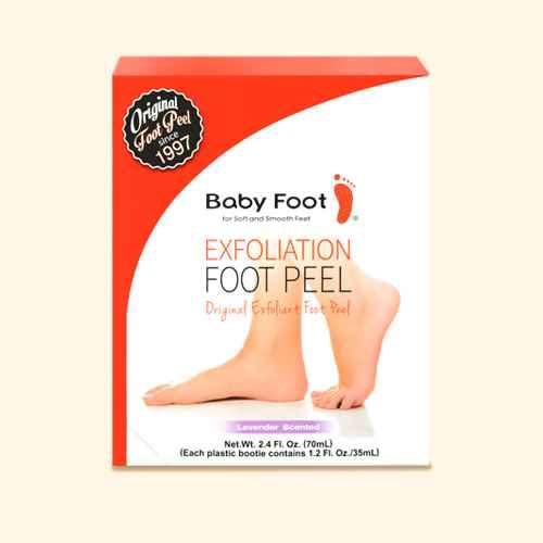 Baby Foot Exfoliation Foot Peel - Lavender - 2.4 fl oz