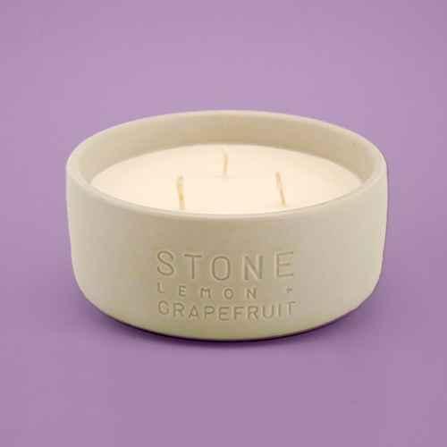 11oz Debossed Ceramic Jar 3-Wick Candle - Project 62™