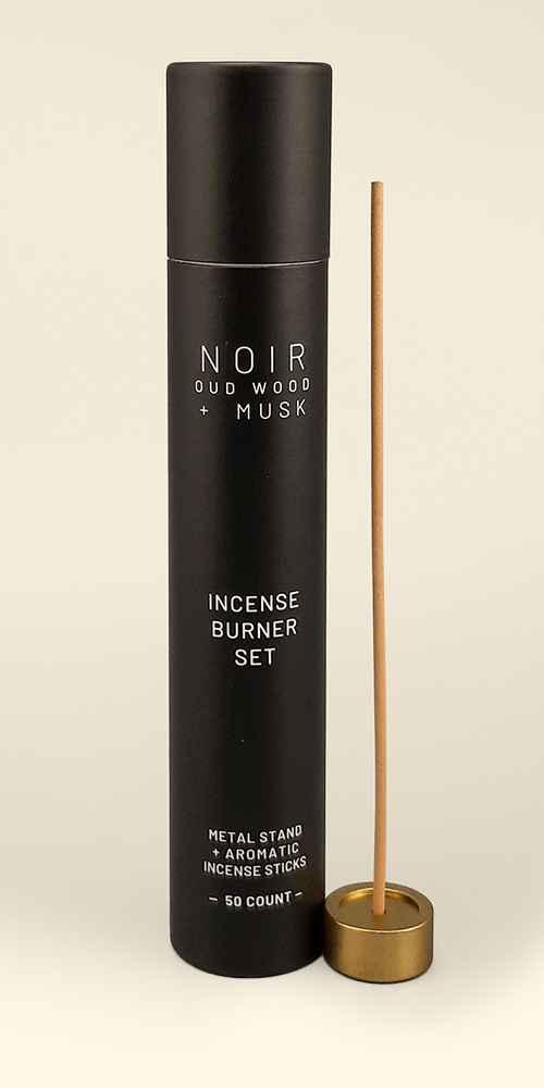 50ct Incense Noir - Oud Wood & Musk - Project 62™