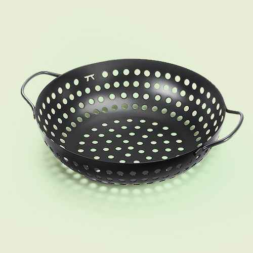 Round Grill Wok - Outset