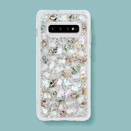 Case-Mate Samsung Galaxy S10 Karat - Pearl Case