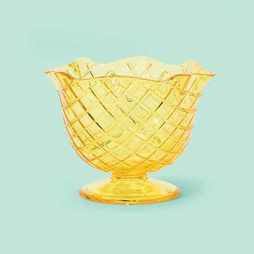 13oz Plastic Neon Sundae Bowl - Sun Squad™