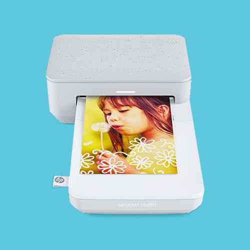 HP Sprocket Studio Printer - 4x6 pictures