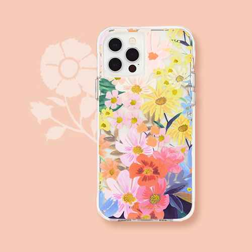 Rifle Paper Co. - Case for iPhone 12 Pro Max (5G) - Marguerite