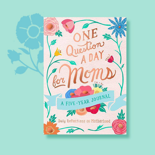 One Question a Day for Moms: Daily Reflections on Motherhood - by  Aimee Chase (Paperback)