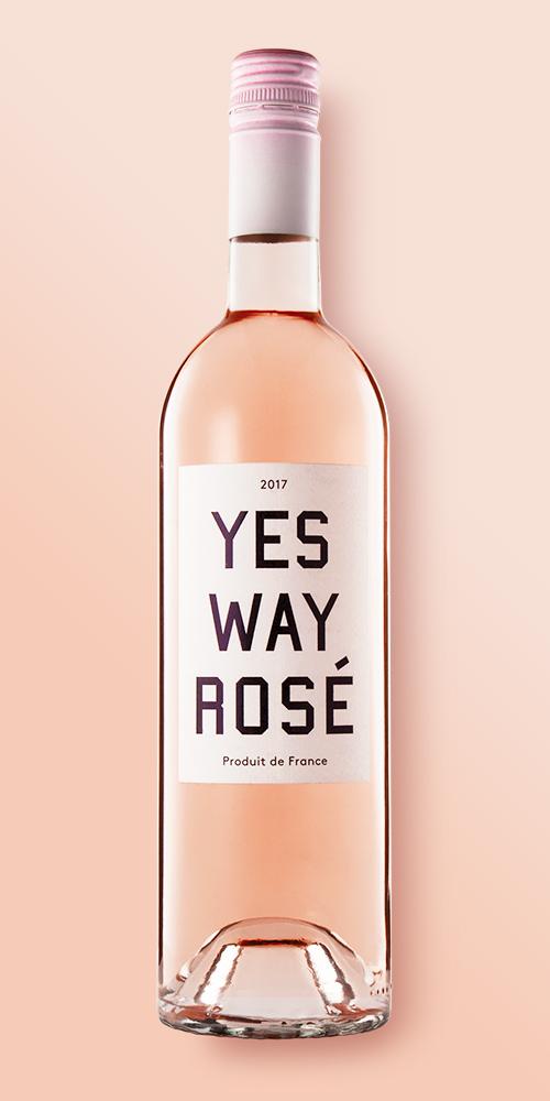 Yes Way Rosé Wine - 750ml Bottle