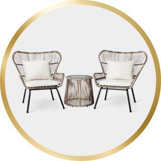 Small E Patio Furniture