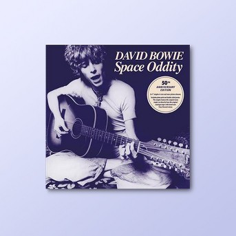 David Bowie - Space Oddity (50th  Anniversary Edition) (Vinyl)