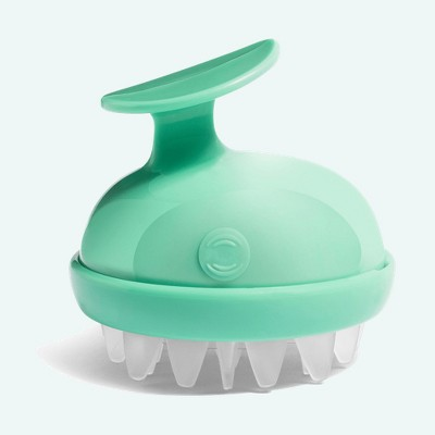 Vitagoods Scalp Massaging Shampoo Brush - Green