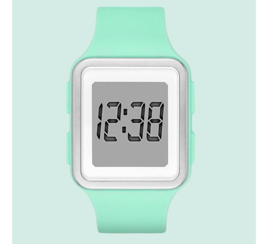 Women's  Rubber Wristwatch - Xhilaration™ Mint