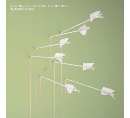 Modest mouse - Good news for people who love bad new (Vinyl)