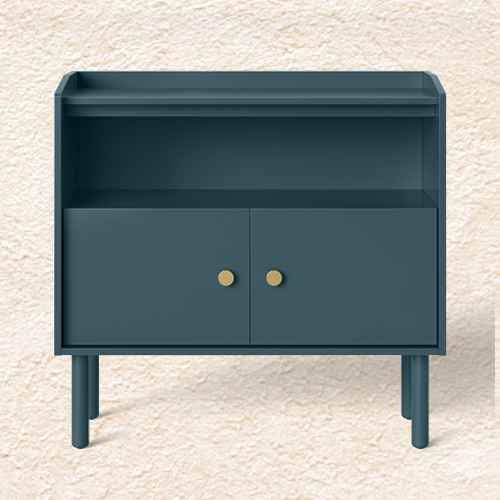Wiley 2 Door Accent Cabinet Blue - Project 62™