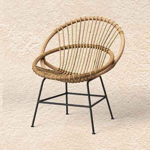 Barbet Rattan Papasan Chair - Opalhouse™