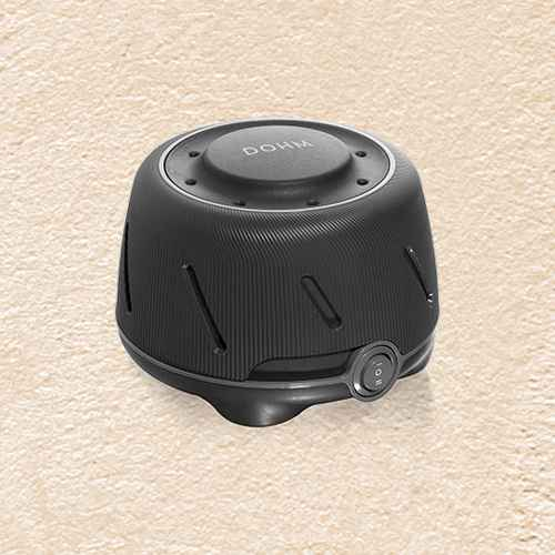 Yogasleep Dohm Elite Natural White Noise Sound Machine - Charcoal