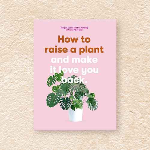 """""""How to Raise a Plant"""" Books"""