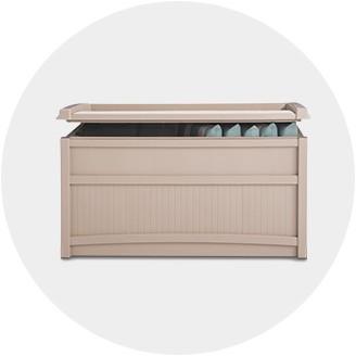 Deck Storage