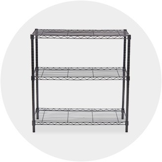 Shelving Units, Storage U0026 Organization, Home : Target